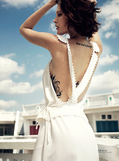 Catherine McNeil Vogue Australia November 2012