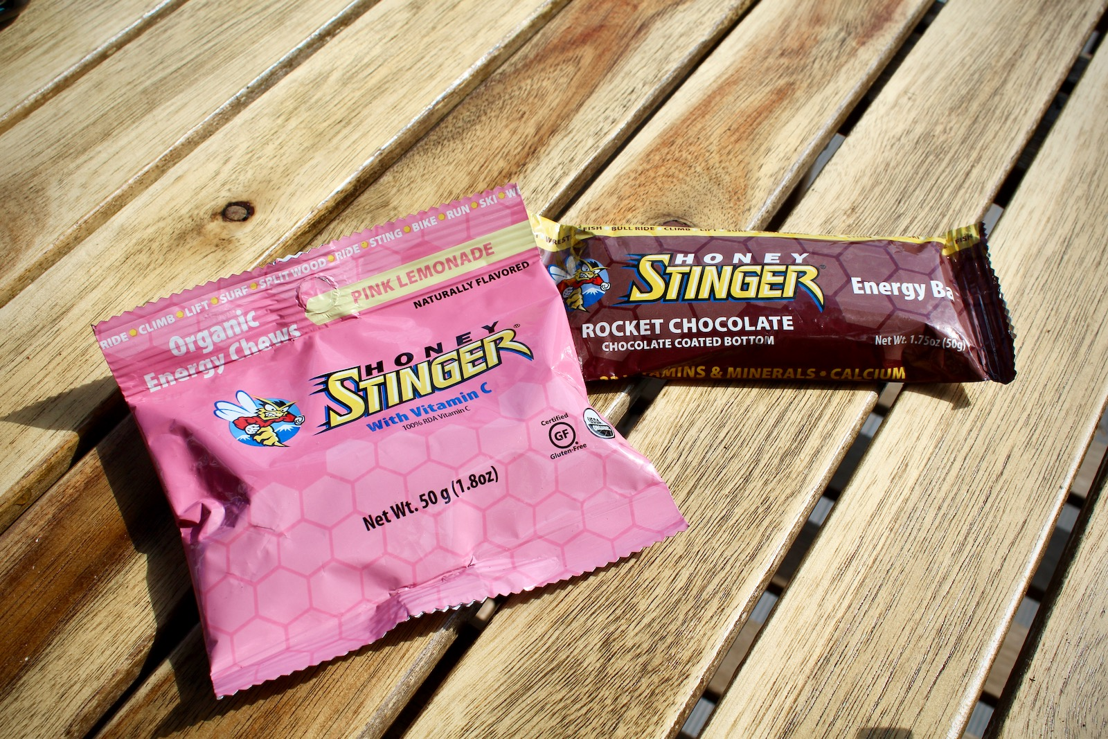 Honey Stinger Nutrition Tim Wiggins