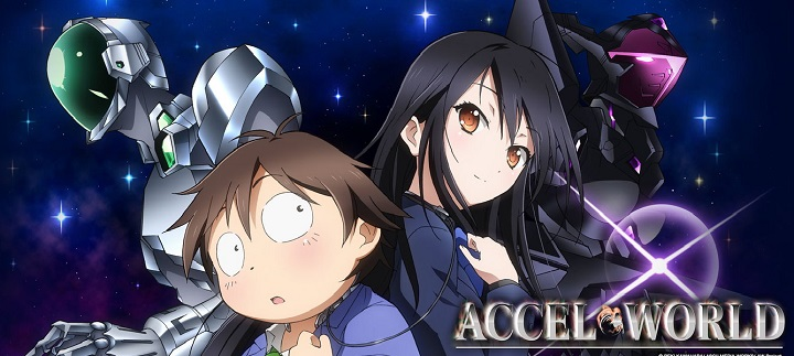 Download Video Films Anime Accel World Season 1 - 25