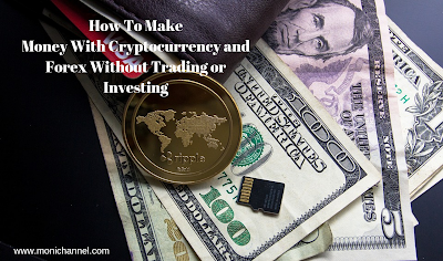 how to make money by trading and investing in cryptocurrency