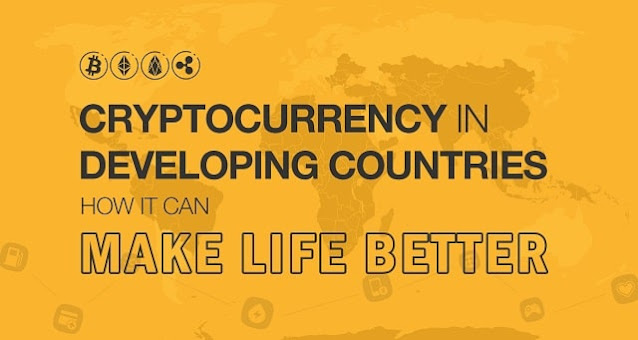 role of cryptocurrency developing countries crypto third world countries