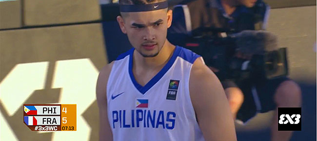 France def. Philippines, 22-11 (REPLAY VIDEO) FIBA 3x3 World Cup 2017
