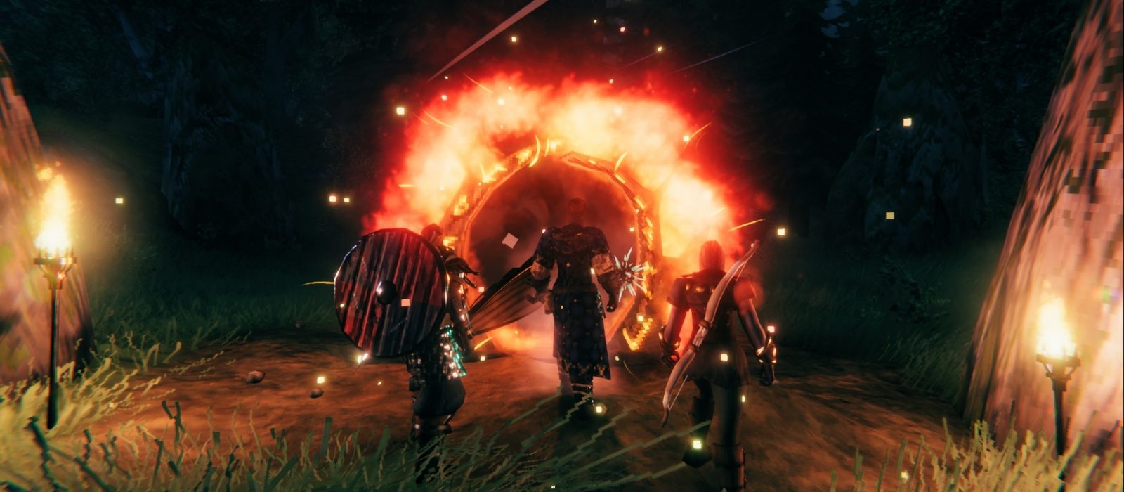 How to Create a Portal in Valheim - Where to Find Greydwarf Eyes, Surtlig Kernels and Quality Wood