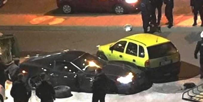 Τροχαίο στην Γλυφάδα: Εμφανίστηκε ο οδηγός της Corvette
