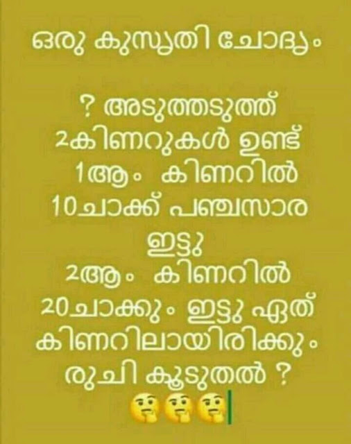 WhatsApp Chali Question
