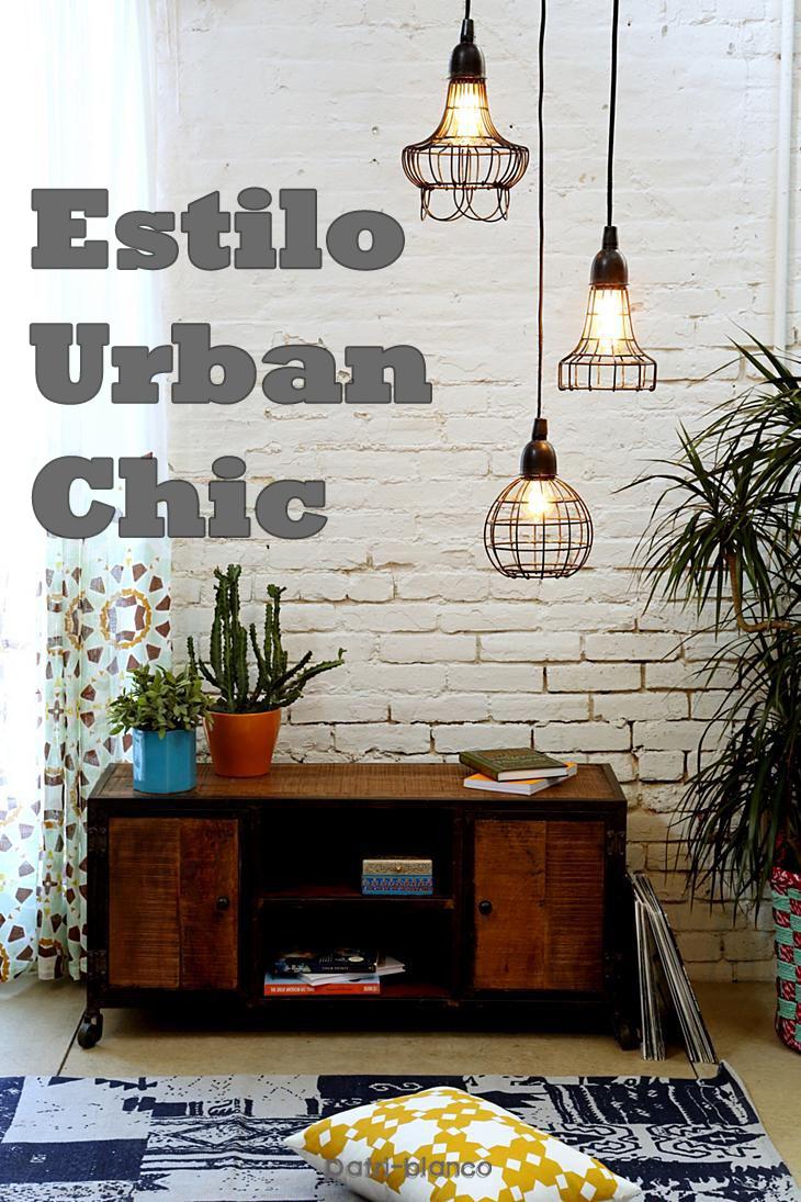 Estilo (XXX) Urban chic