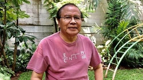 Nicho Silalahi Harapkan ini Seandainya Rizal Ramli Jadi Presiden, Netizen: Harus Maju Pilpres Mendatang