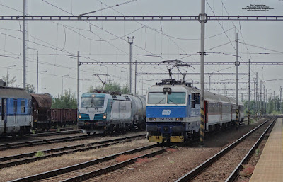 Siemens Vectron, Škoda 65E1, Unipetrol Doprava, České dráhy