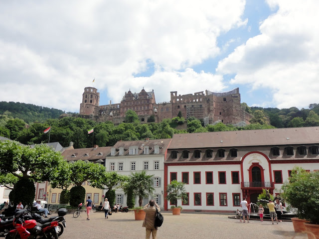 Heidelberg, Rhine Valley, Germany