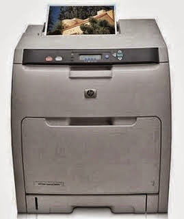 HP Color LaserJet 3600 Driver