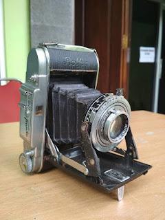 BukLapak Kamera Antik Camera Franka Rolfix 1956
