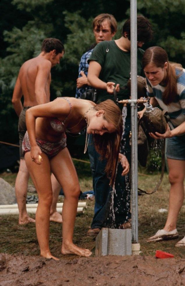 fotos ineditas woodstock 07 - Fotos inéditas Woodstock pela Revista LIFE