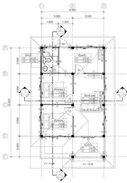 Home Design 7 x 13