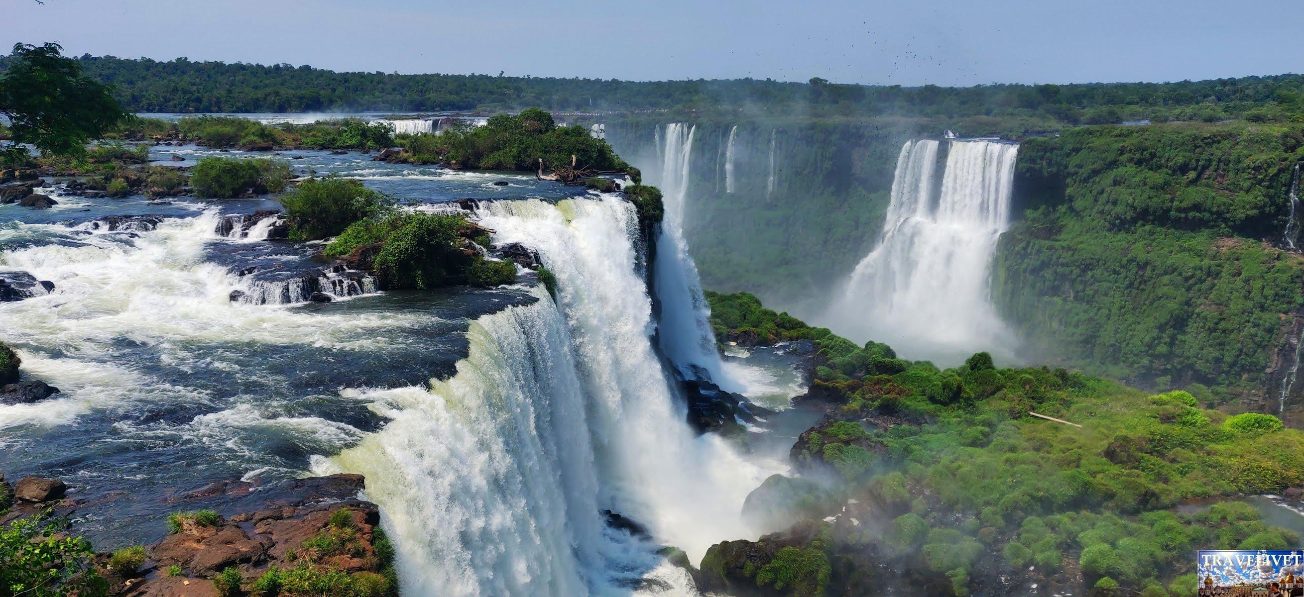 Les plus belles cascades du monde