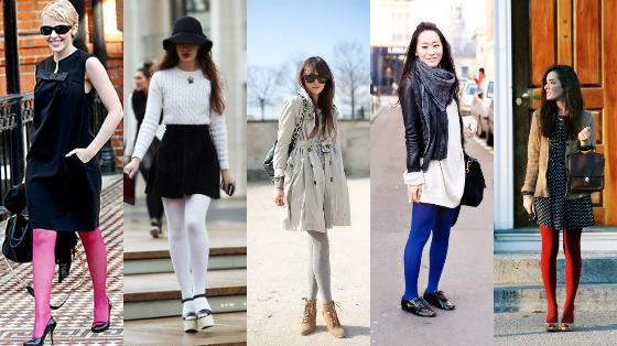 looks de inverno com meia calca