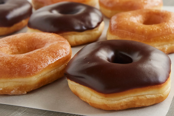 How to work light and fast Donuts