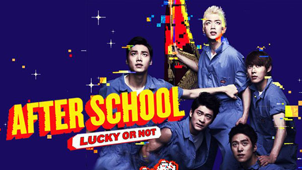 Download Drama Korea After School: Lucky or Not Batch Subtitle Indonesia