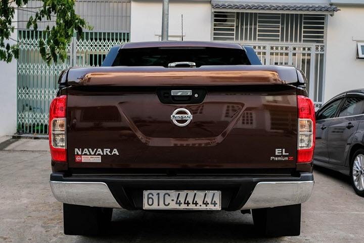 Nissan Navara trúng biển ngũ quý 4, tăng giá gấp đôi, bán 1,5 tỷ đồng