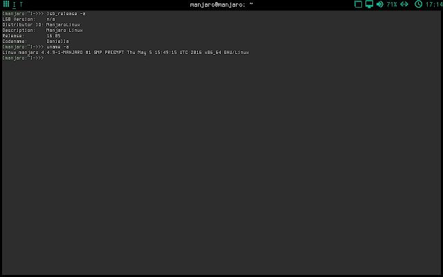 Roxterm terminal emulator