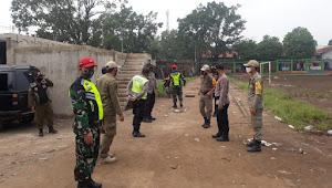 Operasi Yustisi, Polsek Ciparay Polresta Bandung Sampaikan Pesan 3M