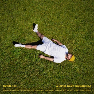 Quinn XCII - A Letter to My Younger Self (2020) - Album Download, Itunes Cover, Official Cover, Album CD Cover Art, Tracklist, 320KBPS, Zip album