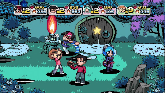 Scott Pilgrim vs. The World: The Game from UbiSoft and Universal Games