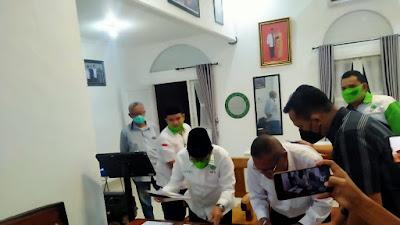 DPP HKTI NTB Teken MoU Dengan PT. Karya Hoqi, 10 Juta Sapi Segera Tiba Bagi Peternak