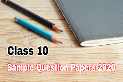 cbse sample question papers 2020