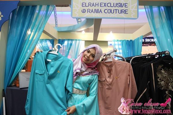 Elrah Exclusive @ Rania Couture Menampilkan Koleksi Kolaborasi Bersama Artis-Artis Terkenal seperti Saheizy Sam, Amy Search, Fattah Amin, Michael Ang