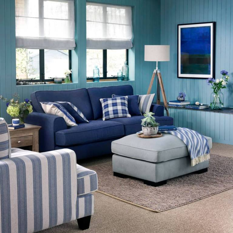 Beautiful Coastal Living Room Ideas