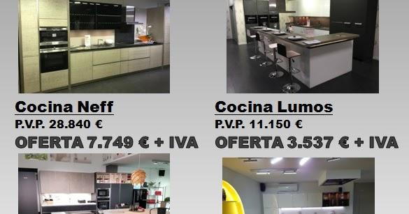 Oferta Cocinas Exposicion | Outlet Cocinas Calidad Barcelona Tiendas Comercios Y Empresas De