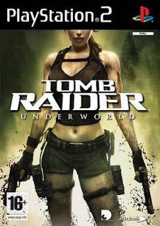 Tomb Raider: Underworld (PS2) 2009