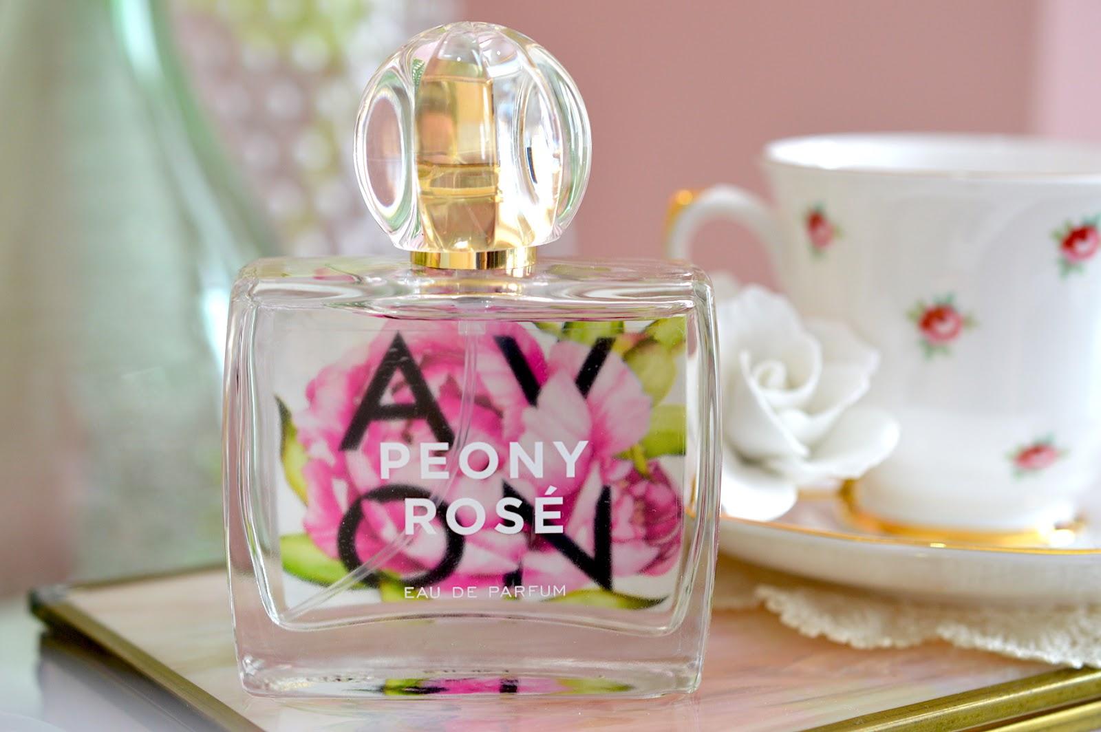 Avon Peony Perfume