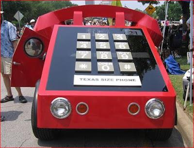 Mobil Seni - Mobil Aneh