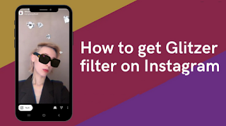 Glitzer filter instagram || How To Get Glitzer Filter On Instagram and Tiktok