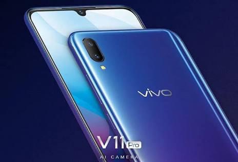 Vivo V11 pro looks