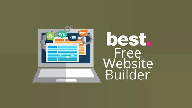 Best free website builder 2021