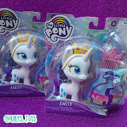 Images of Rarity Potion Dress Up Figure Found