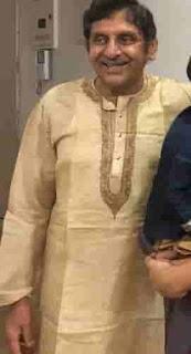 Shruti Marathe Father-In-Law