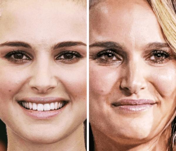 Natalie Portman - 23 Yaş ve 38 Yaş