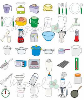 Los dibujos de miguel flores salud - Cocina dibujo ...