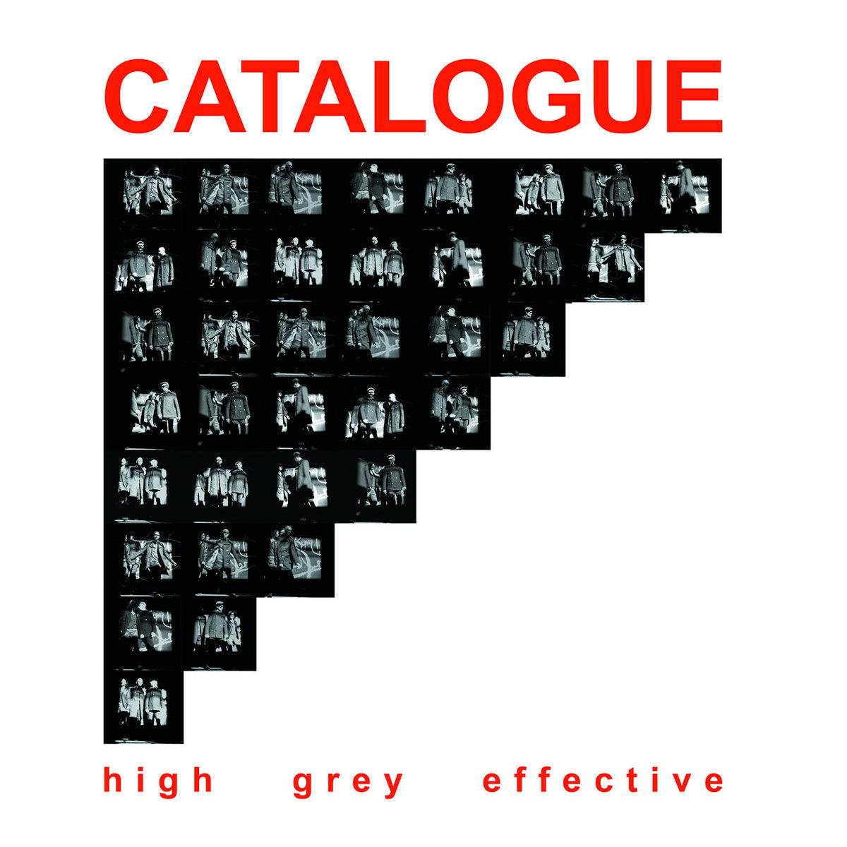 CATALOGUE - High Grey Effective (Album, 2019)