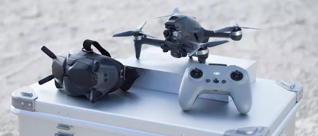 Recensione del nuovo drone DJI FPV