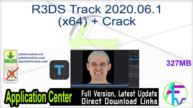 R3DS Track 2020.06.1 (x64) + Crack