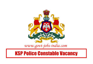 How to Apply KSP Police Constable Vacancy 2020