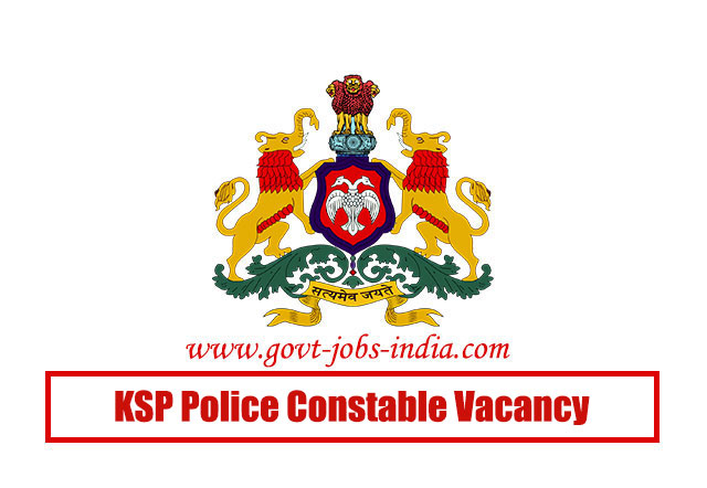 How to Apply KSP Police Constable Vacancy 2020 – 2565 Police Constable (Civil) Vacancy – Last Date 09 July 2020