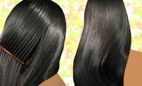 طرق ووصفات لزيادة طول ولمعان الشعر