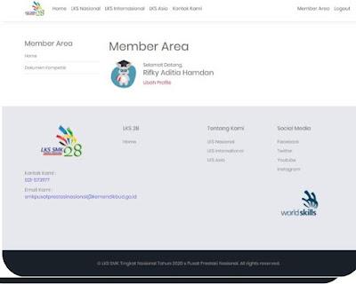 dashboard lks smk tingkat nasional xxviii 28 tahun 2020 daring online pdf tomatalikuang.com