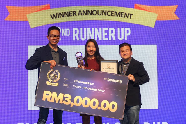 Top ECM 2nd Runner-Up - Farm to Fork Sdn Bhd