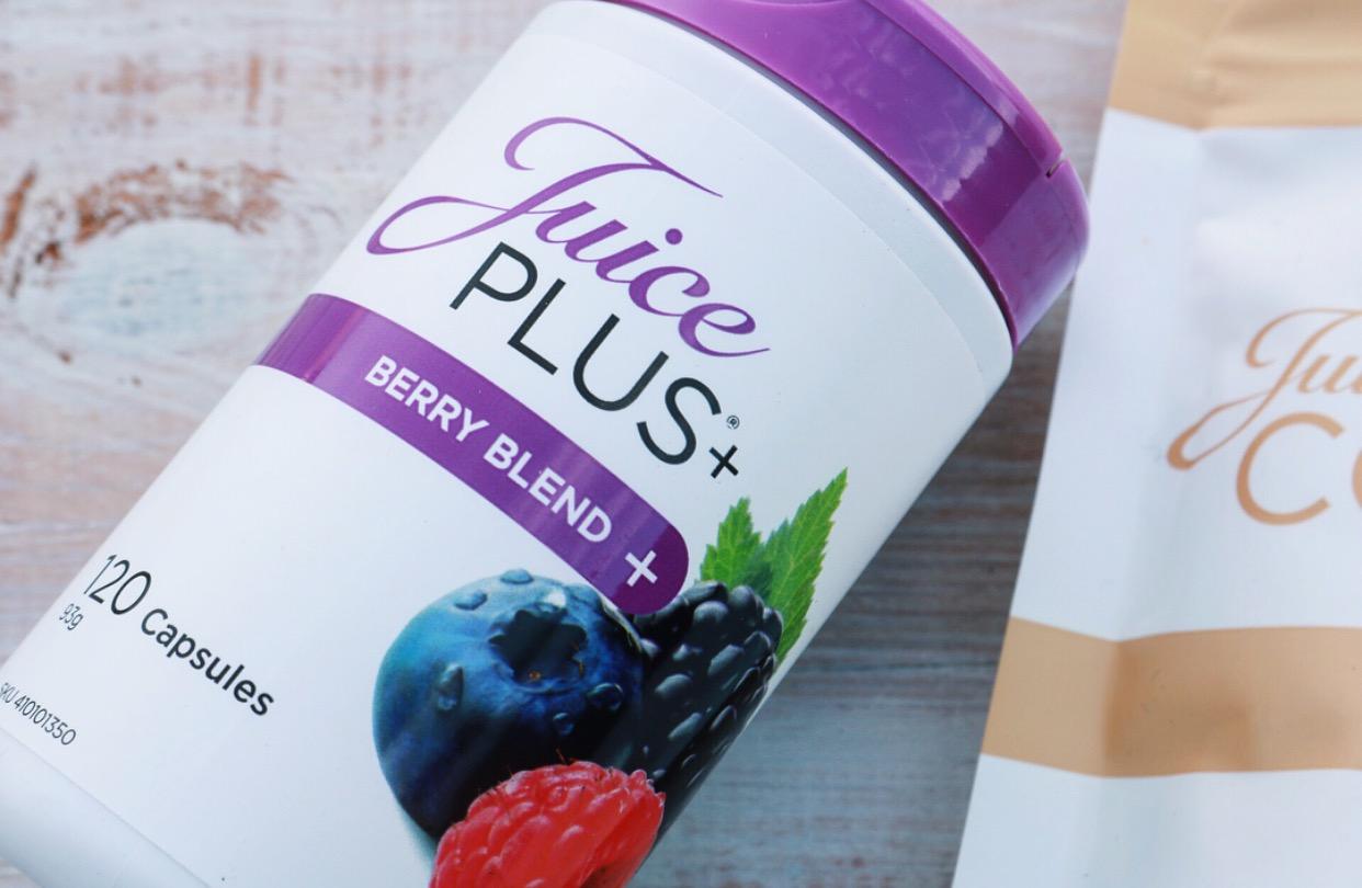 Juice Plus Berry Blend Capsules
